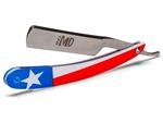 MD Texas Shave Ready Straight Razor (Steel)