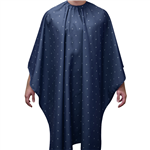 barber shield navy cape