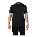 barber strong polo black
