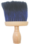 Extra Wide Ox Hair Neck Duster