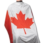 canadian flag cape