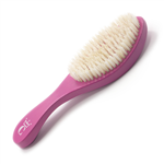 gold crown brush pink
