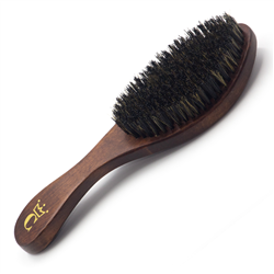 gold crown brush walnut