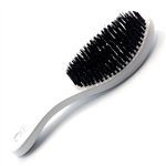gold crown brush white