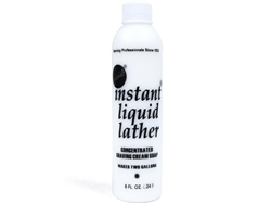Gabels Instant Liquid Lather 8oz
