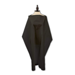 sanek disposable cape black