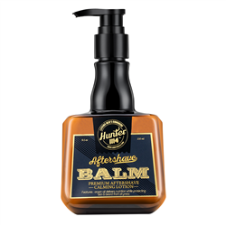 hunter 1114 after shave balm 3.38oz