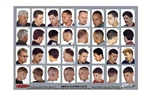 20GM Barber Poster Men's Haircuts
