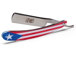MD® Puerto Rico Shave Ready Straight Razor (Steel)