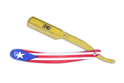 "MD Graphic Razor ""Gold Rush Edition"" (Puerto Rico)"