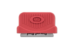 MD® Rubber Razor Red