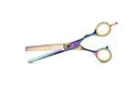 MD Stainless Steel Rainbow Thinning Shear 7.5""