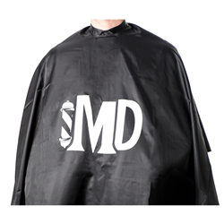 MD® Premium Barber Cape (MD Logo)