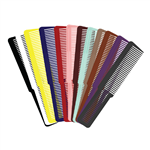 wahl 12pk colored combs