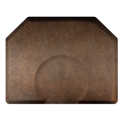 granite copper 4 x 5 mat
