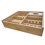 vincent bamboo tray small