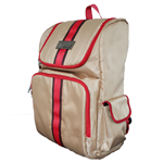 vincent barber backpack beige